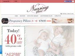 Nursing Pillow screenshot