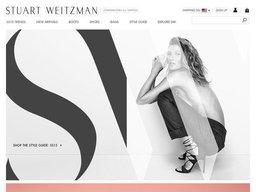 Stuart Weitzman screenshot