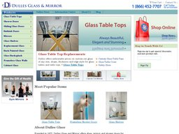 Dulles Glass and Mirror screenshot