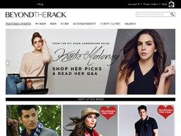 Beyond the Rack screenshot