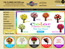 The Flower Factory screenshot