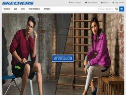 Skechers screenshot