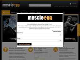 Muscle Egg screenshot
