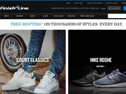 Finish Line screenshot