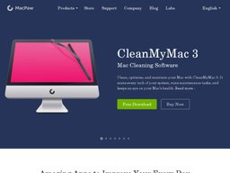 MacPaw screenshot