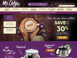 Mr. Coffee screenshot