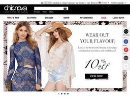 ChicNova screenshot
