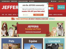 Jeffers Pet screenshot