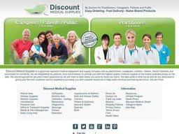 Discount Medical Supplies screenshot