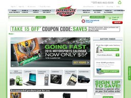 Interstate Batteries screenshot