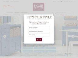 Home Decorators Collection screenshot