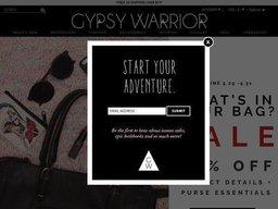 Gypsy Warrior screenshot