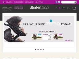 Stroller Depot screenshot