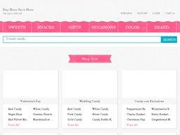 Candy.com screenshot