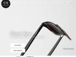 Classic Specs screenshot