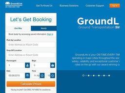 GroundLink screenshot