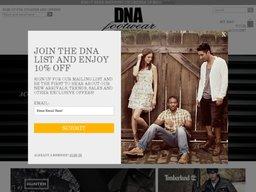 DNA Footwear screenshot