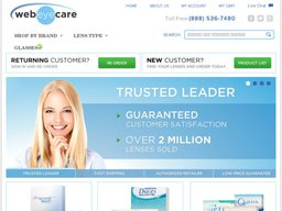 WebEyeCare screenshot