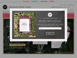 Wedding Paper Divas screenshot