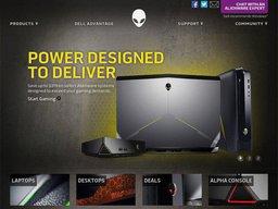 Alienware screenshot