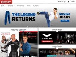 Century Martial Arts screenshot