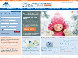 Americas Best Value Inn screenshot
