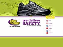 Shoes For Crews screenshot