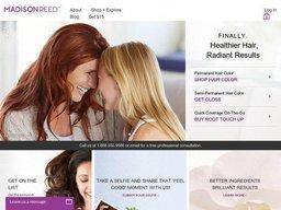 Madison Reed screenshot
