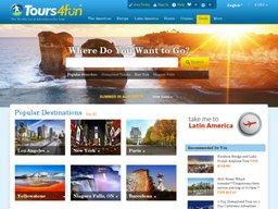 Tours4Fun screenshot