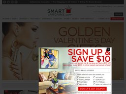 SmartBargains screenshot