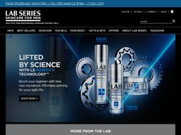 Lab Series screenshot