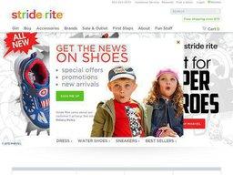 Stride Rite screenshot