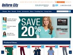 Uniform City screenshot