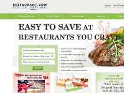 Restaurant.com screenshot