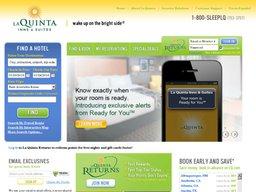 La Quinta screenshot