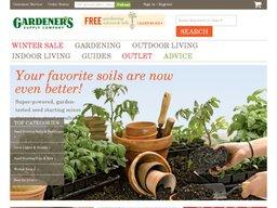 Gardeners Supply screenshot
