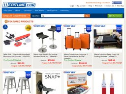 Meritline screenshot