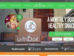 UrthBox screenshot