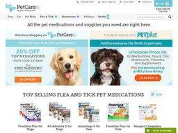 PetCareRx screenshot