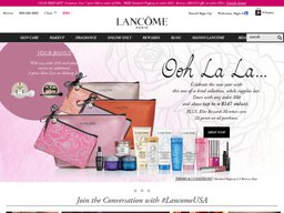 Lancome screenshot