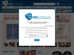 WBShop screenshot