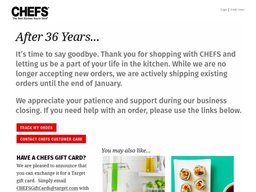 Cooking.com screenshot