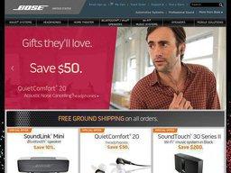 Bose screenshot