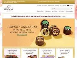 Godiva screenshot