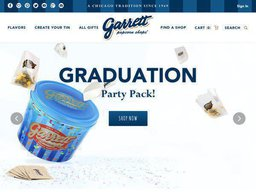 Garrett Popcorn screenshot
