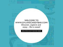 Dylan's Candy Bar screenshot