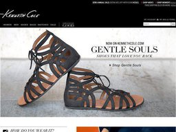 Kenneth Cole screenshot