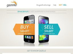 Gazelle screenshot