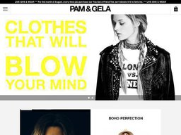 Pam & Gela screenshot
