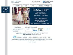 graphic about Janie and Jack Printable Coupons referred to as Janie and Jack Coupon codes - 60% + 1 Free of charge delivery bargains